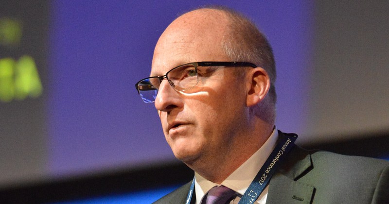 Paul Whiteman confirmed as new NAHT general secretary