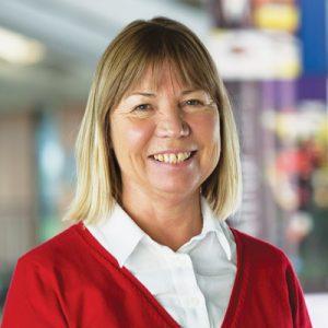 Sue Bailey, assistant head, Arthur Terry School