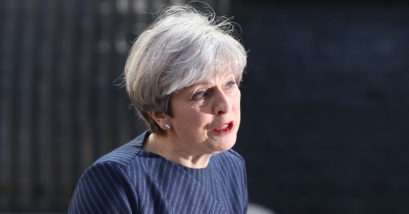 May gives £67 per teacher for mental health training