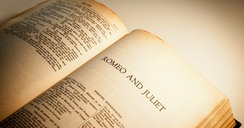 Exam board apologises over Romeo & Juliet gaffe in GCSE English exam