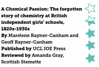 A Chemical Passion: The forgotten story of chemistry teaching at British independent girls' schools, 1820s-1930s
