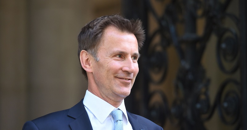 82 per cent of headteachers prefer Hunt to Johnson, poll finds