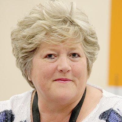Jill Wood, headteacher, Little London Primary School