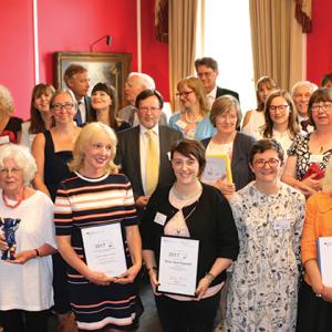 UK's top language teachers recognised at annual German Teacher Awards