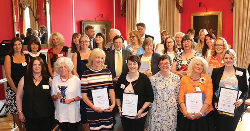 UK's top language teachers recognised at annual German Teacher Awards