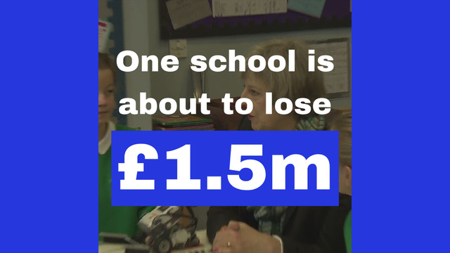 Sponsored: NUT school cuts campaign video goes viral
