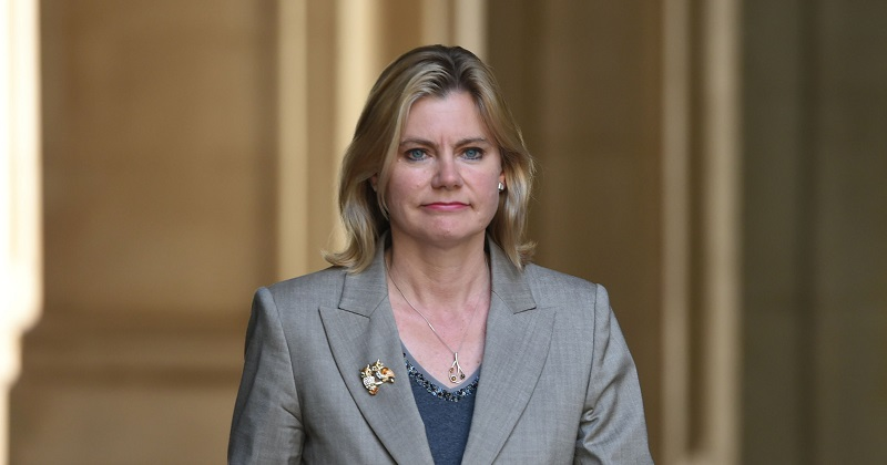 Justine Greening stays as education secretary in May reshuffle
