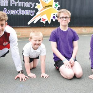 Commonwealth medallist leads fitness sessions at Lancashire academy