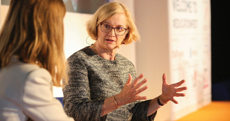 Amanda Spielman rules out changes to Ofsted's grading system