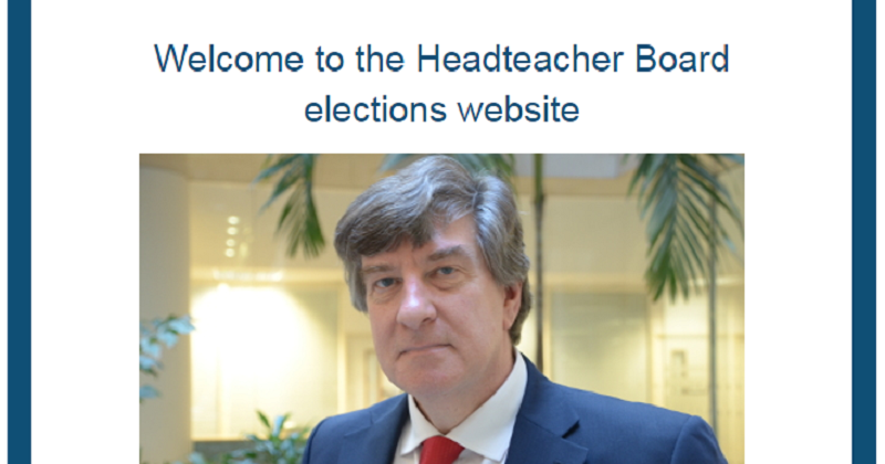 Nominations open for RSC headteacher board elections