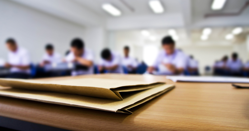 Ofqual calls for evidence on 'risks and benefits' of teachers writing exams