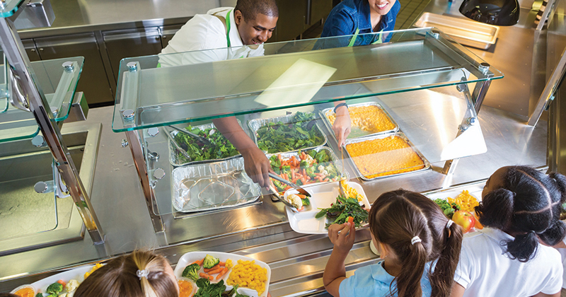 Investigation: Schools face postcode lottery in free school meals take-up