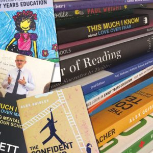 Schools Week summer book giveaway - win education books!