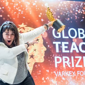 Nominations open for Global Teacher Prize with $1 million pot
