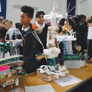 STEM challenge gets schoolchildren building their own cities