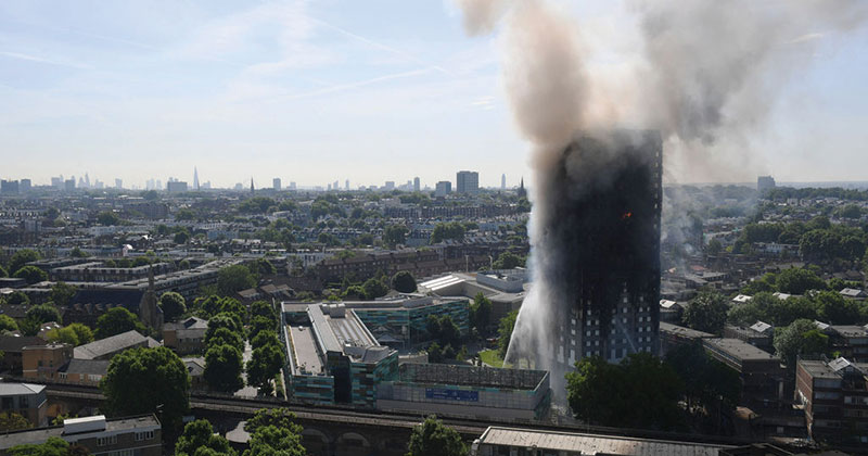 DfE seeks views on use of cladding and sprinklers in schools in wake of Grenfell