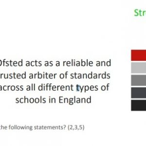 Experienced teachers less likely to trust Ofsted, and five more attitude survey findings