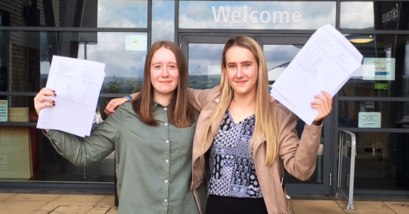 Academy celebrates first-ever Oxbridge student