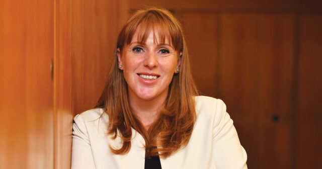 Labour should move on from the academies debate, says Angela Rayner