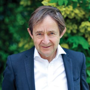 Anthony Seldon, vice-chancellor of Buckingham University and former Master of Wellington College