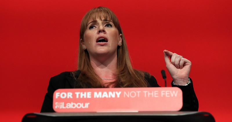 Labour will pay teachers 'properly', says Angela Rayner