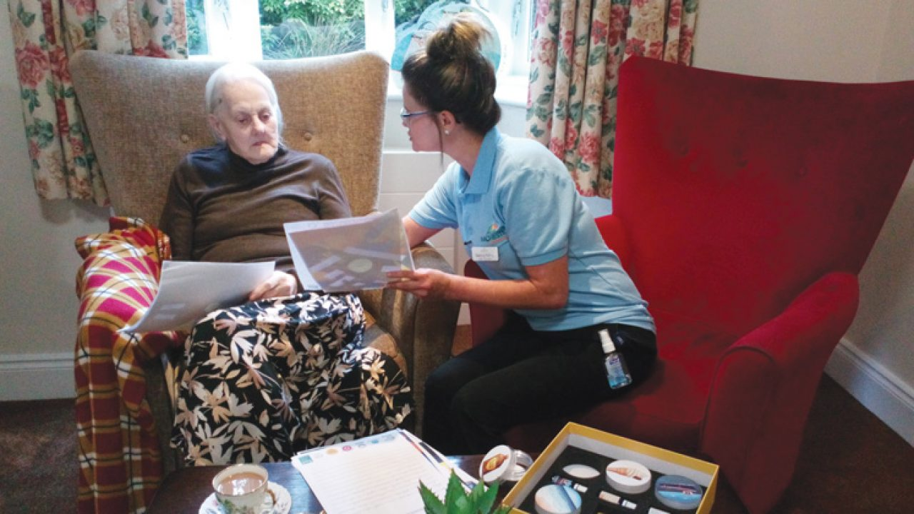 Franche Primary School pairs with Worcestershire care homes