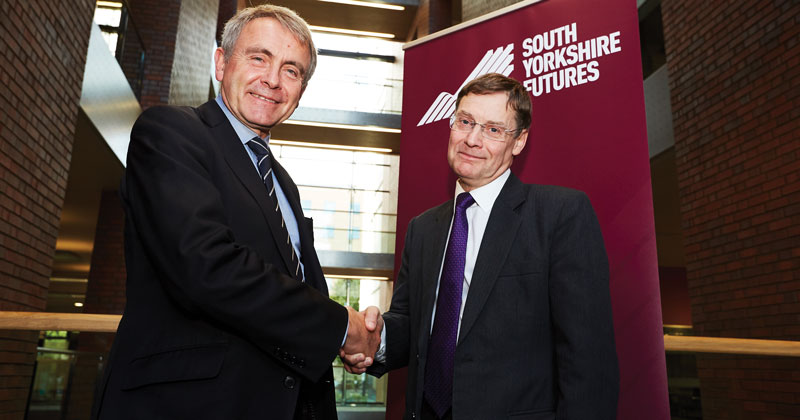 Government-backed social mobility project launched in South Yorkshire