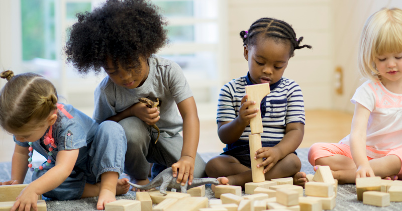 30-hour free childcare plan would widen school readiness gap