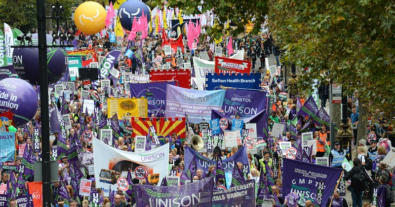 School staff to march on parliament over funding cuts