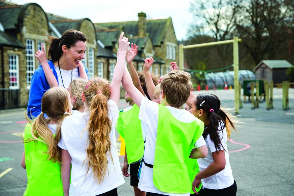 Government plans a review of children's physical activity at school