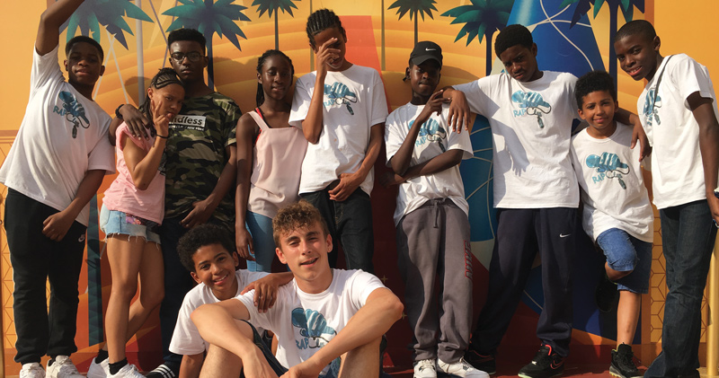 Extra-curricular rap lessons improve pupil behaviour at Croydon secondary school