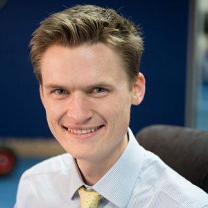 Tom Ravenscroft, CEO, Enabling Enterprise