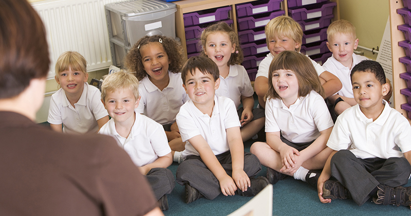 Schools are streaming the youngest children by phonics ability