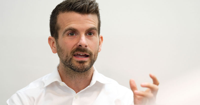 Matt Hood to leave Ambition Institute role
