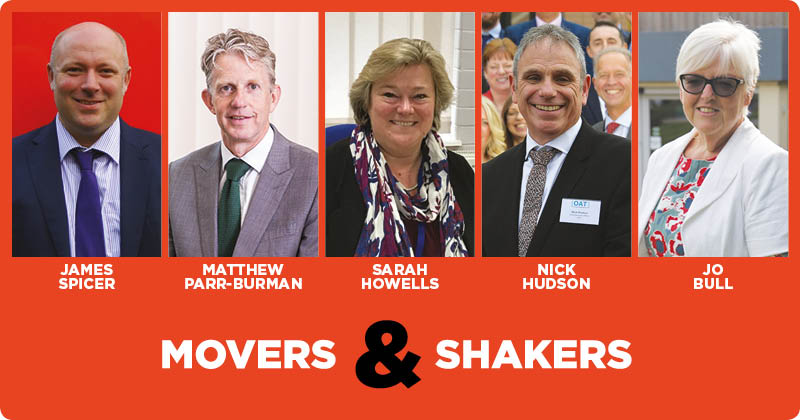 Movers & Shakers: Who's new this week?