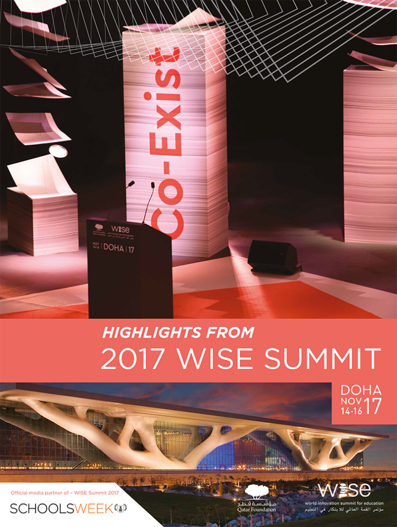 Highlights from 2017 WISE Summit