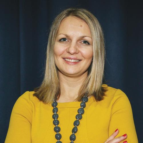 Helena Marsh, executive principal, Chilford Hundred Education Trust