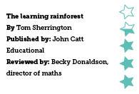 The Learning Rainforest, by Tom Sherrington