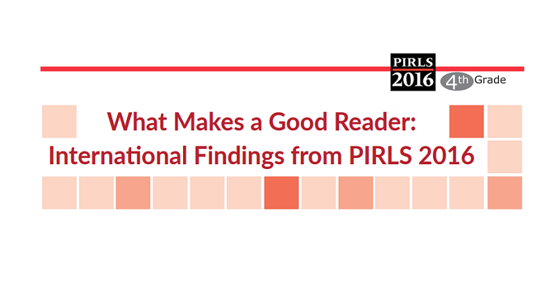 PIRLS 2016: England rises up the ranks in international reading measure