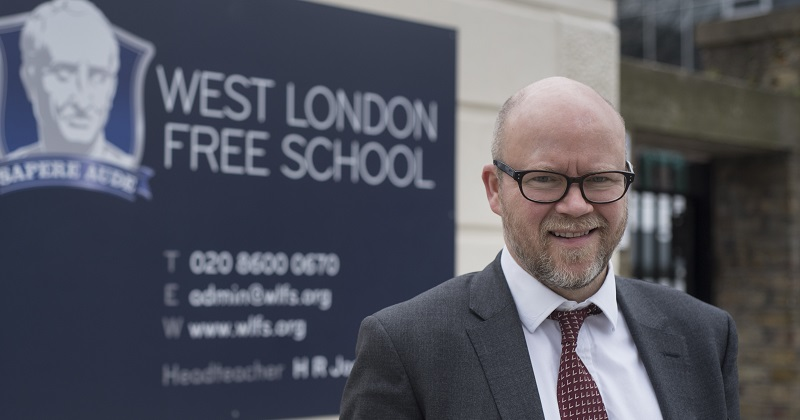 Toby Young's new job 'will undermine' efforts to tackle sexism in schools