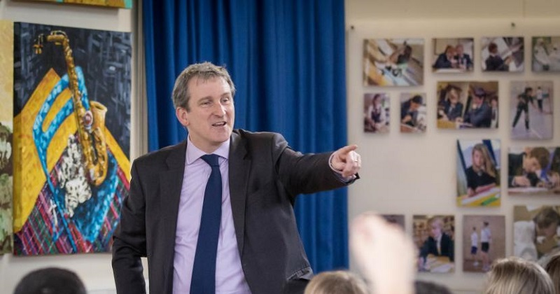Damian Hinds: 9 facts about the new education secretary