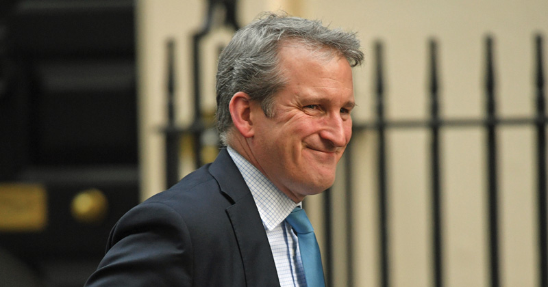 Damian Hinds gives first speech as education secretary