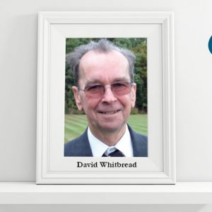 Tributes paid to NFER vice-president David Whitbread, who has died aged 81