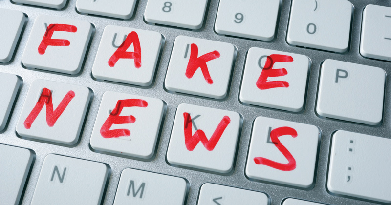 Primary schools are being asked to trial lessons in identifying 'fake news'