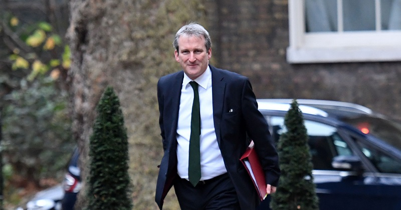 Damian Hinds censured by stats watchdog over school funding claims