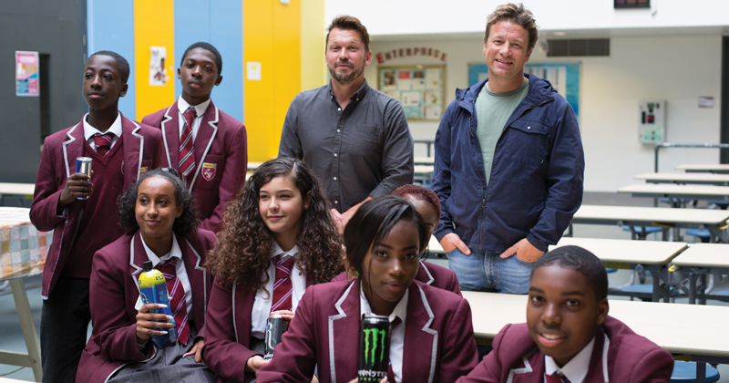 Harris Academy pupils spearhead school campaign against energy drinks after Channel 4 appearance