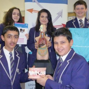 Staffordshire secondary schools partner with NHS to pilot new project
