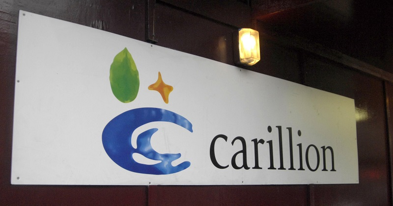 Hinds: Carillion school building projects 'may need to be re-procured'
