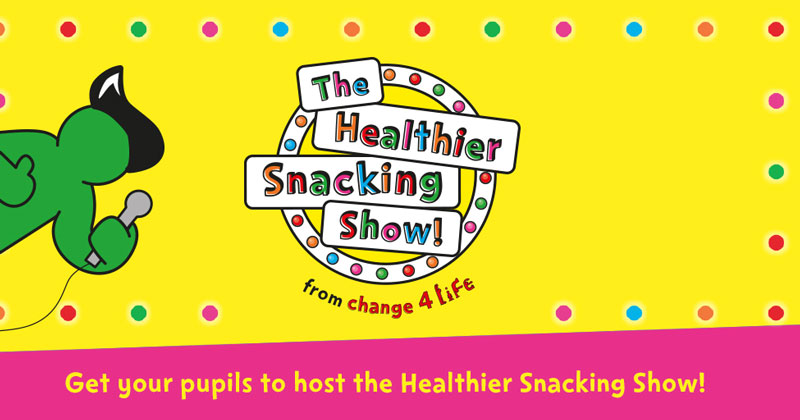 Government launches healthy snacking resources for primary schools
