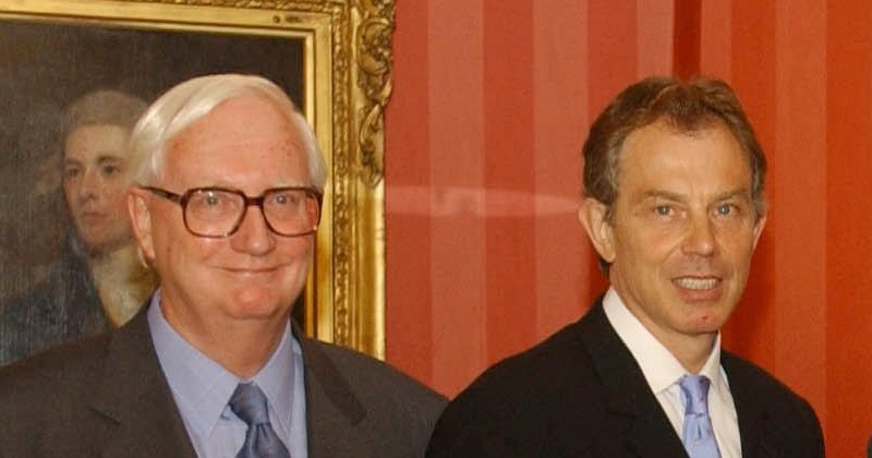 City Technology Colleges pioneer Sir Cyril Taylor dies aged 82